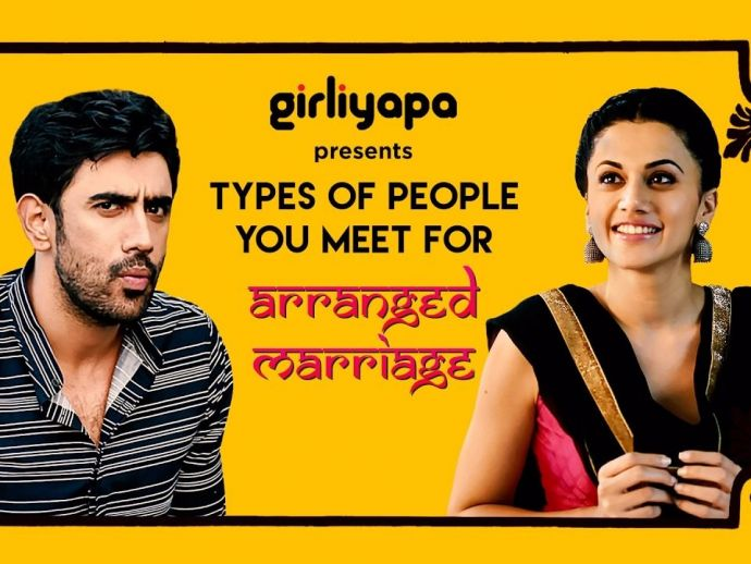 Girliyapa, Taapsee Pannu, Amit Sadh, Youtube, Running shaadi.com, promotion, video, arranged marriage