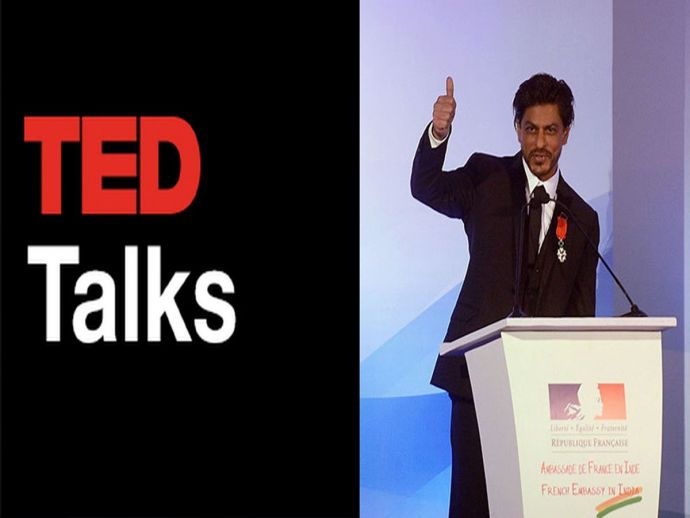 TED, SRK, TALKS, Bollywood, Shah Rukh Khan, films, movies, tv, show, talkshow, star, entertainment