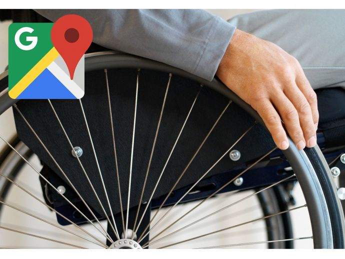 Google, Google maps, physically challenged, Differently abled, Wheelchair bound, Wheelchair Accessible Routes, Navigation feature, Google maps new feature, Project manager, Rio Akasaka
