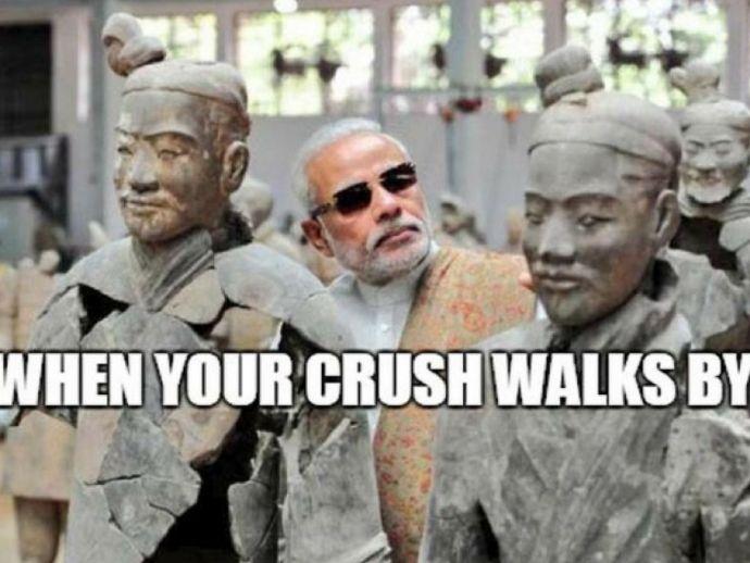 Narendra Modi, Twitter, narendra modi tweets, narendra modi memes, narendra modi trolls, BJP, Lok Sabha Elections, Memes On Narendra Modi, Narendra Modi memes