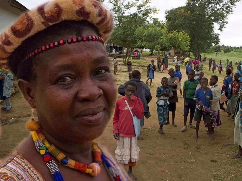 Malawi, Theresa Kachindamoto, Child Marriage, Annul, Dedza