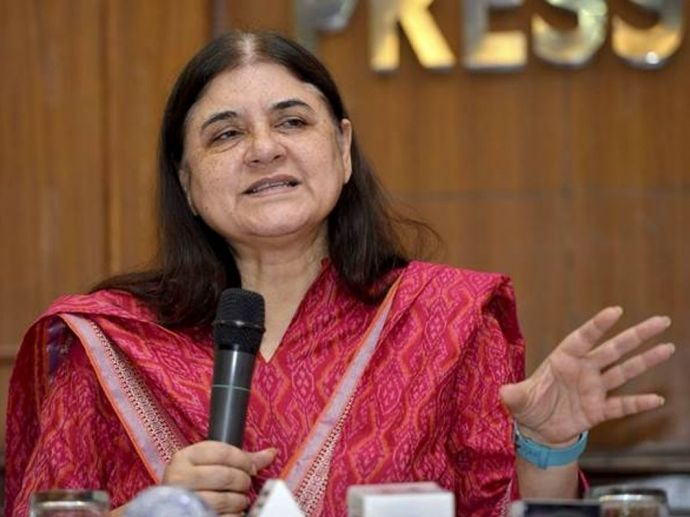 Maneka Gandhi, AIR, All India Radio, Metoo, #MeToo, sexual harassment, Rajyavardhan Singh Rathore