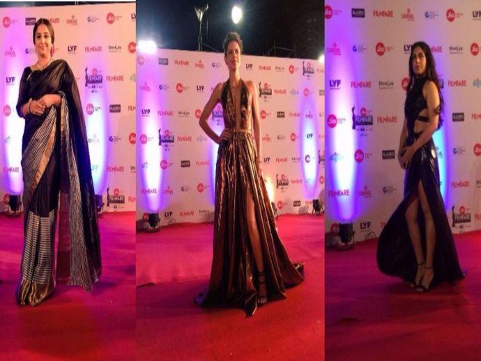 Bollywood Blunders, Film fare 2017, Sonam Kapoor, Kriti Sanon, Kalki koechlin, Richa Chadda, Sonakshi sinha, Vidya Balan, Bhumi pendekar, Bollywood Diva