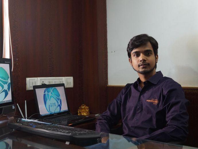 Zero Point Energy, mandar tulankar, nagpur, railway station, central railway, innovation, Interview Of Mandar Tulankar