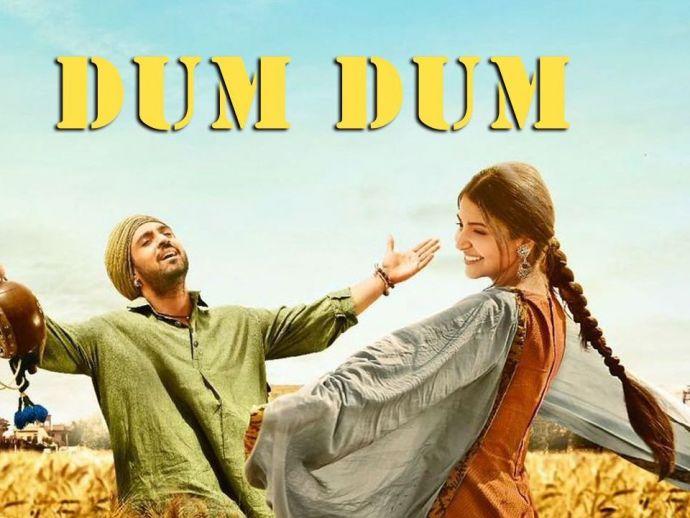 Anushka Sharma, first look, Phillauri, Phillauri song, Dum Dum, song  Diljit Dosanjh, Suraj Sharma, Mehreen Pirzada, Twitter, Bollywood News