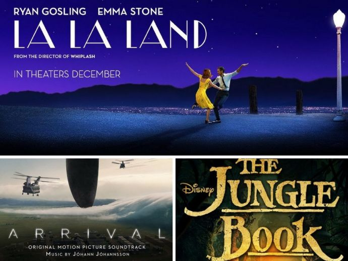 La La Land, Arrival, Moonlight, Lion, The Jungle Book, PVR Empress Mall, PVR Nagpur, Nagpur, Oscars Film Festival