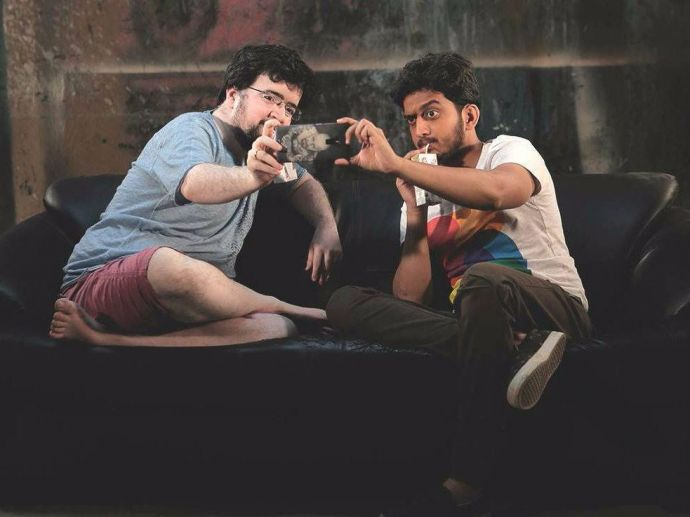 casting couch with amey and nipun, ccwan, amey wagh, nipun dharmadhikari, celebrity, wishlist, marathi, web series, guests