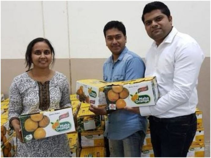 nagpur, oranges, export, business, sonali loharikar, first woman exporter, APEDA (Agricultural and Processed Food Products Export Development Authority), MSAMB (Maharashtra State Agricultural Marketing Board), agriculture, fruits, dubai, vidarbha, nagpur