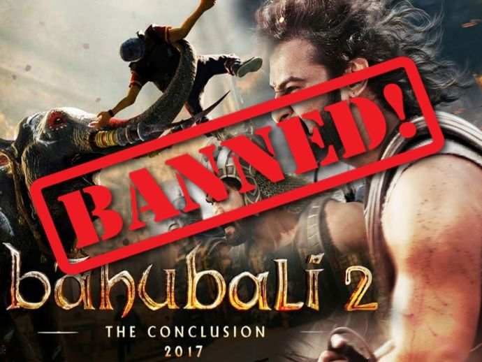 Baahubali2, SS Rajamouli, kattapa, Baahubali: The Conclusion, Sathyaraj, Anti Baahubali Campaign, Kannada Activist's Baahubali Campaign, The Pro Kannada Organization, Bahubali 2 Controversy, Protest Against SS Rajamouli