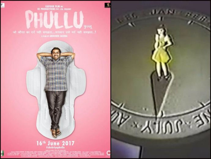 pahlaj nihalani, cbfc, censor board, phullu, adult, certificate, india, menstruation, periods, disney, 1946, the story of menstruation, short film, movie, education, adolescent, teen, health, Phullu Official Trailer, CBFC Gave A Certificate to Phullu, A Certificate To Phullu, Abhishek Saxena film Phullu