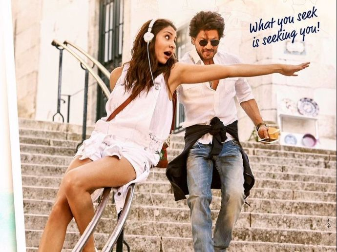 Shah Rukh Khan, Imtiaz Ali, Anushka Sharma, Harry Sejal, movie, surprise, mini series, mini trails
