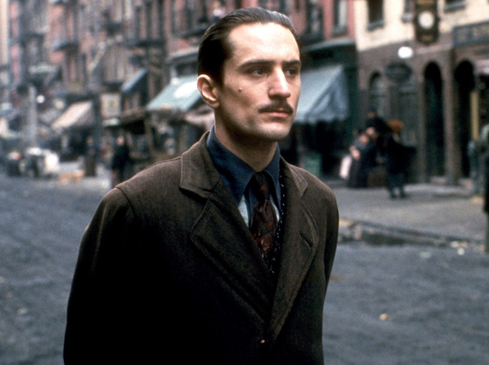 Robert De Niro, Gods Walk Amongst Us, Robert Anthony, Robert Anthony De Niro