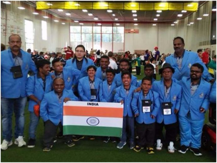 World Dwarf Games, India, Independence Day, Canada, Toronto, Ontario, Guelph University, Vijay Goel, 2017