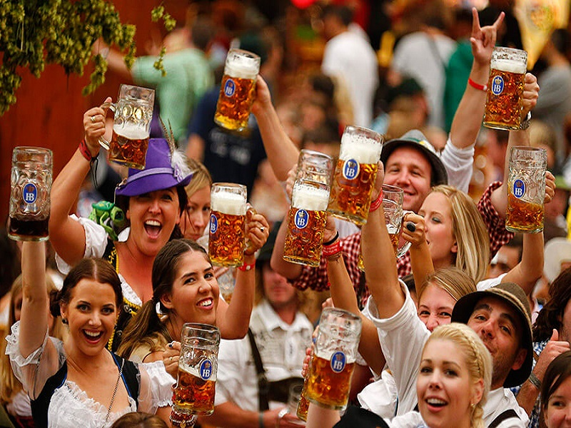 Germany, Oktoberfest, Ludwig, Princess Therese, Munich