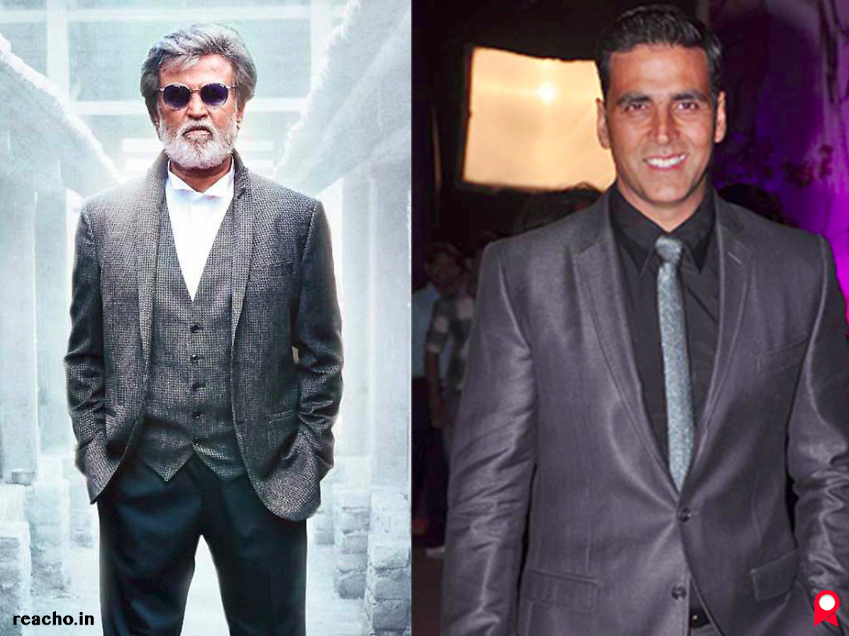 Rajinikanth, Akshay kumar, first teaser, film 2.0