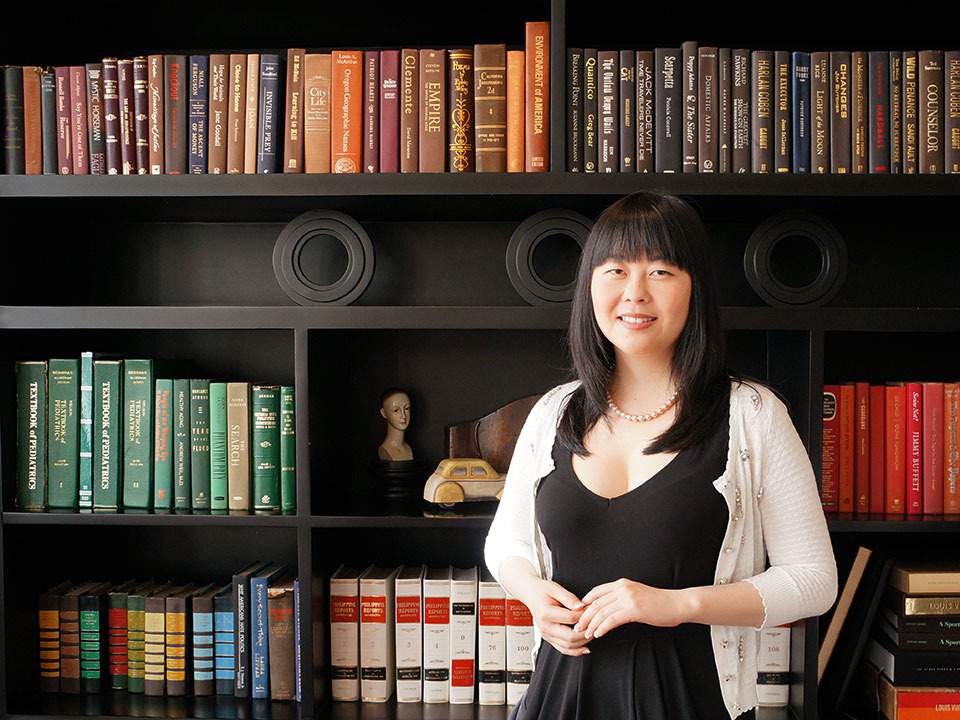 Lang Leav, international best-selling author of Love & Misadventure, Lullabies and Memories, Poems