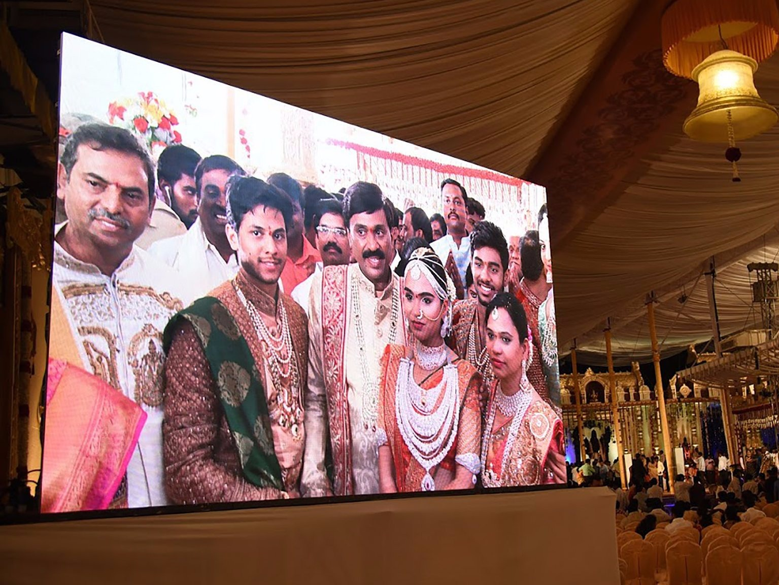 Brahmani Reddy, Janardan Reddy, Wedding, Wedding Goals
