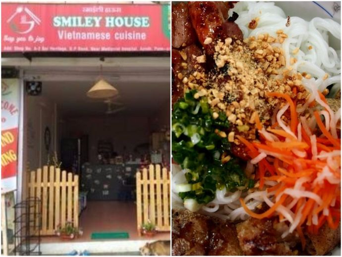 Pune, Food Friday, Smiley House, Vietnam, Vietnamese cuisine