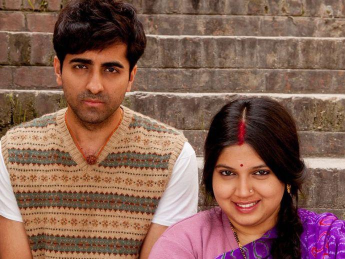 Ayushmann Khurana, Bhumi pednekar, bollywood, shubh mangla savadhan, movie, Dum Lagake Haisha