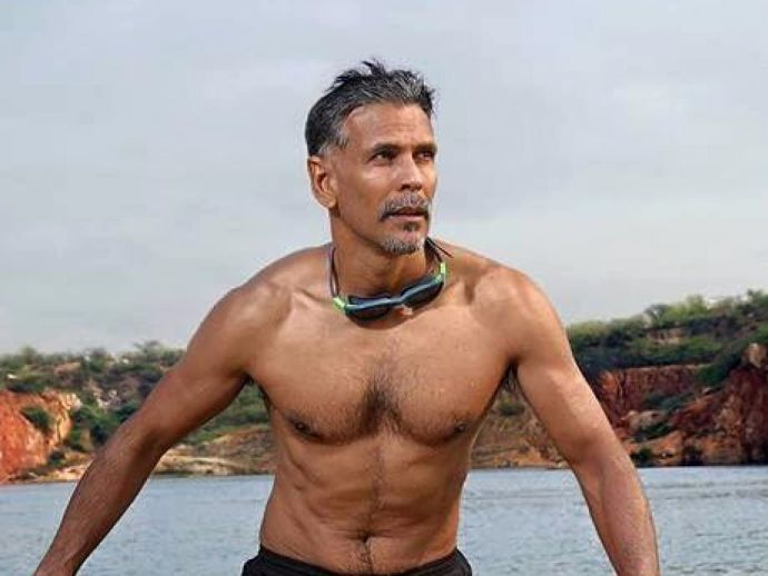 milind soman, fitness, ultraman, challenge, triathlon, florida, cycling, swimming, running, Ultraman Florida Challenge, Toughest Triathlon