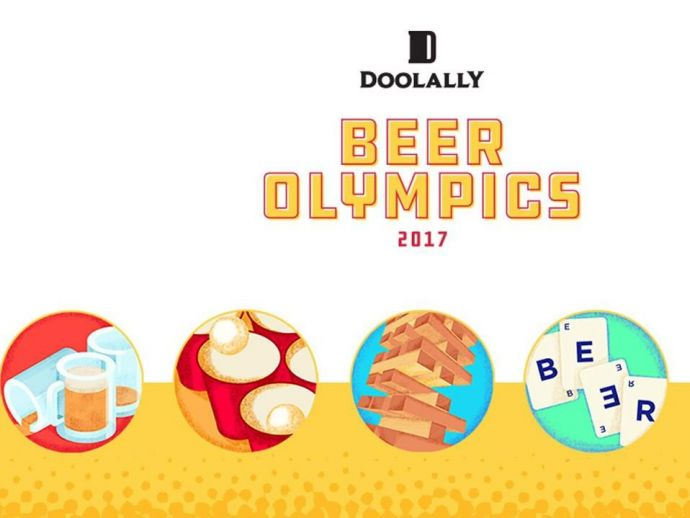 Doolally, Beer Olympics, Beer Olympics in Pune, May 20th, Beer events