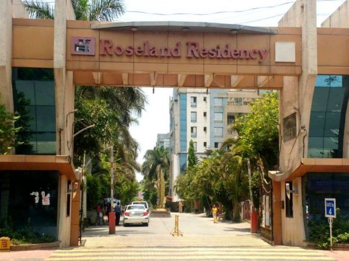 Roseland Residency, Pune, Roseland Residency of Pune, Rain Water Harvesting, waste management, Green society, Green society of Pune