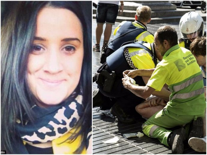Barcelona attacks, Terror attacks, Australian woman survives 3 European terror attacks, Julia Monaco, Melbourne, survivor
