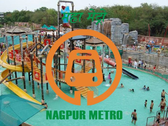 nagpur, nagpur news, metro, nagpur metro, Mahametro, NIT, Nagpur improvement trust, Krazy Castle, Haldiram