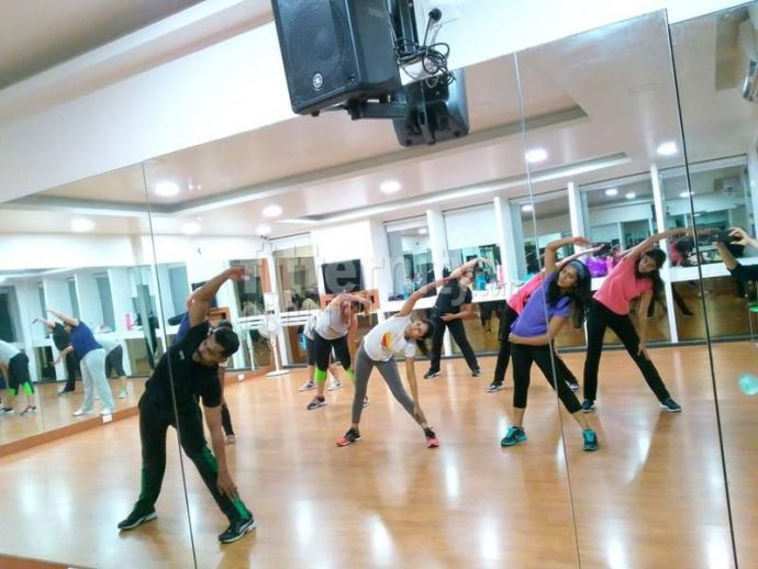 Pune, Events, Dance Cardio, The Feet Circus