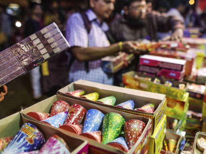 Diwali, Amulya patnaik, Delhi police, Diwali, Firecrackers, Madhur verma, Newstracker, Rohini, Sc, Supreme court