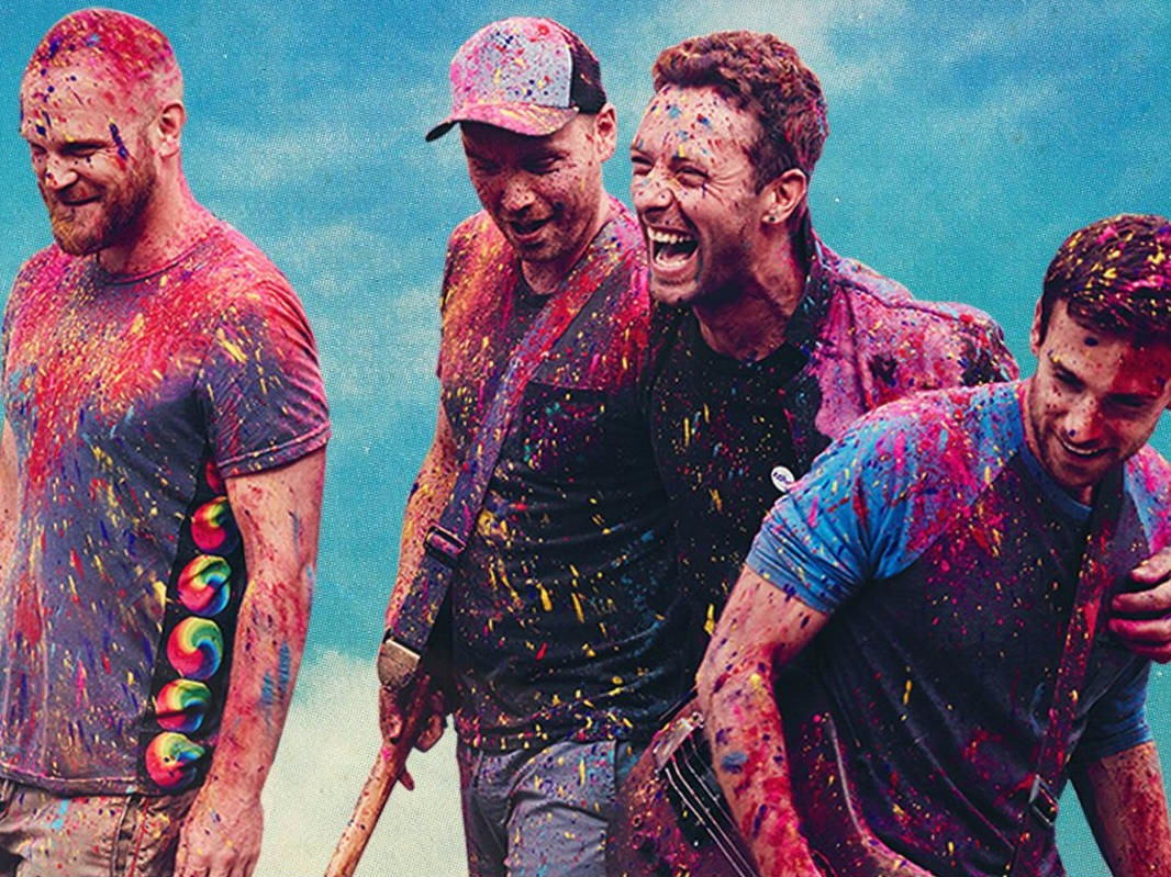 Coldplay, Chris Martin, Shah Rukh Khan, Arjun kapoor, Sussanne khan, Shraddha Kapoor