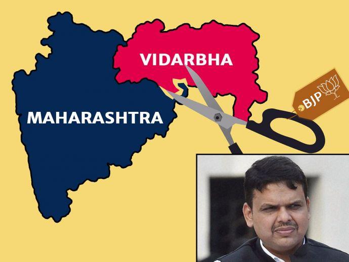 Maharashtra, CM, Chief Minister, Devendra Fadnavis, Separate Vidarbha, State