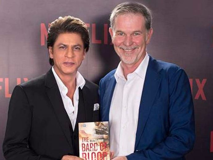 Shah Rukh Khan, The Bard Of Blood, Bilal Siddiqi, av, bardofblood, entertainment, netflix, redchillisentertanment, Netflix original