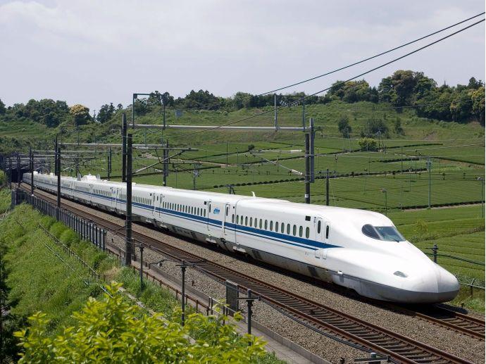 Rail transport, railway, Japan, Rail transport japan, Asia, Pacific   news, train, 20 seconds