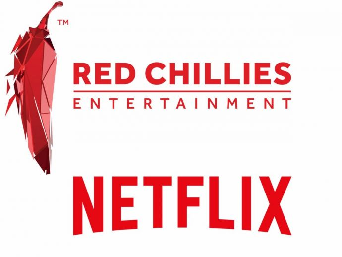 SRK, Shah Rukh Khan, Netflix, Red Chillies Entertainment