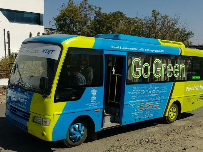 KPIT, KPIT Technologies, REVOLO, UN-DESA, UN-DESA Energy Grant, The Promising Transport Innovation Award, KPIT's Electric Volvo