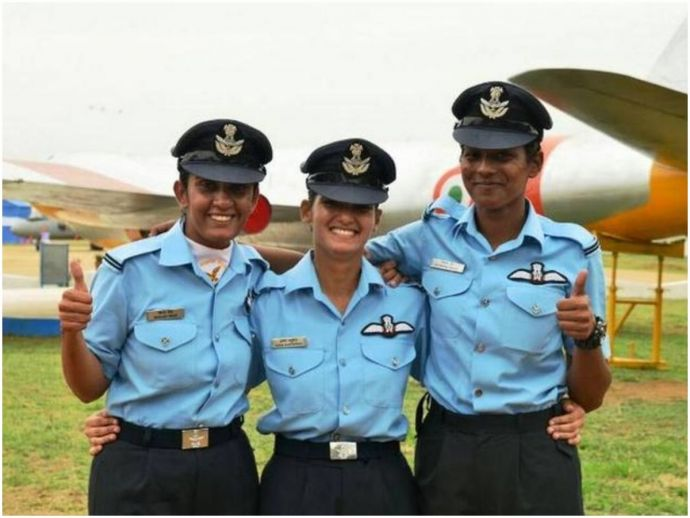 air force, india, fighter pilots, women fighter pilots, hawk, mig, IAF