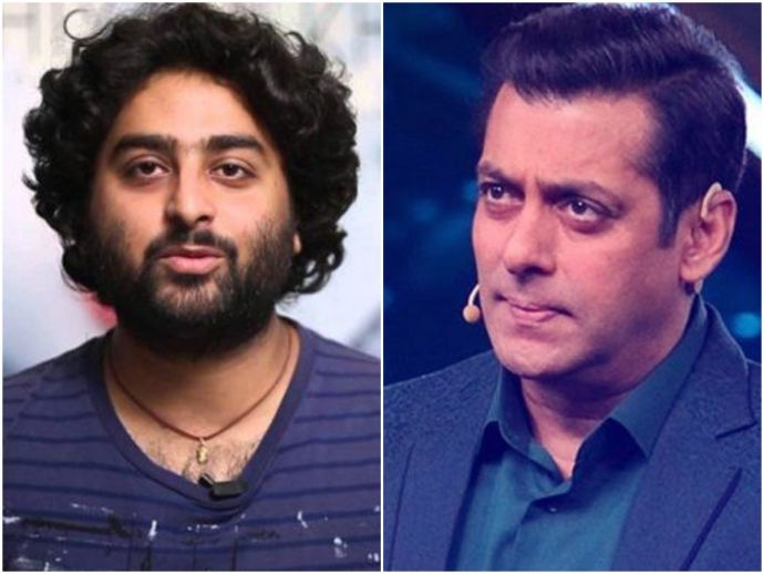 salman khan, arijit singh, fight, welcome to new york, bollywood, entertainment news, mumbai, shahrukh khan