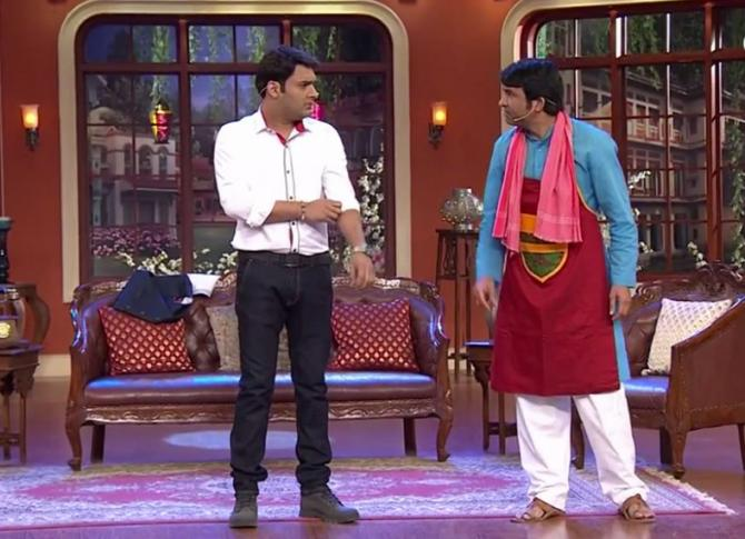 Chandan Prabhakar, servant in 'Comedy Nights with Kapil', chaiwala in 'The Kapil Sharma Show', Chandu, Kapil Sharma's Chandu