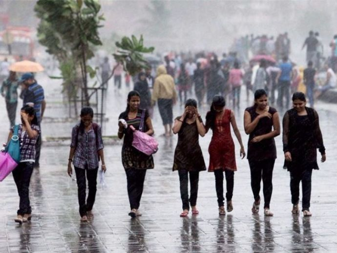 Nagpur, Monsoon, Nagpurkars, MET Department, Rains, Thuresday, weather