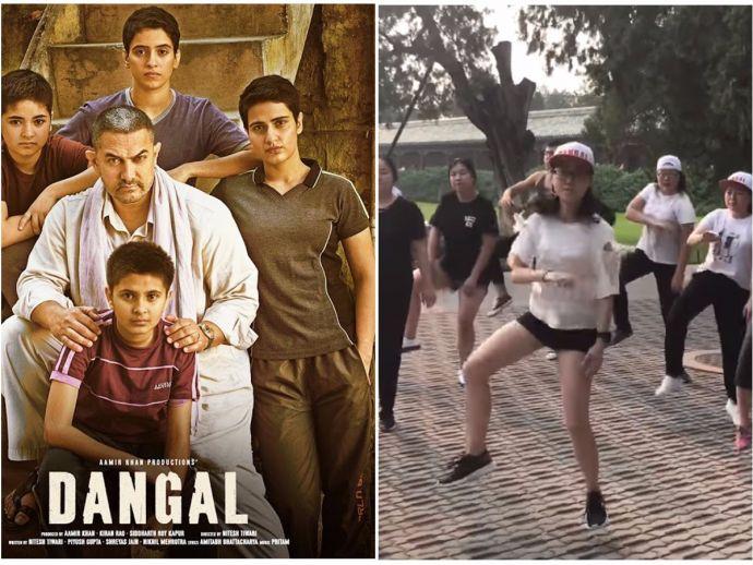 Dangal, Aamir Khan, Chinese, Dhakad, Priyanka Chopra, SRK, Salman Khan, china, dance, dhaakad