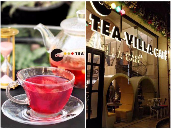 Tea Villa Café, tea cafe, Pune, Hangout spots, restaurant, cafe