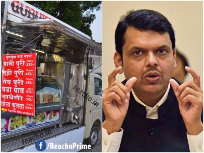 Devendra Fadnavis, Maharashtra, nagpur, mumbai, restaurant, hotel, nagpur news, food truck, mumbai news