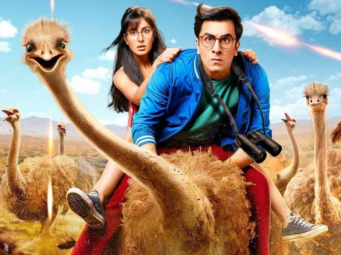 Jagga Jasoos, Ranbir Kapoor, Katrina Kaif, Poster, Anurag Basu