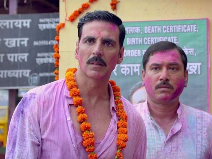 Akshay Kumar, Jolly LLB 2, Huma Qureshi, Saurabh Shukla, Trailer