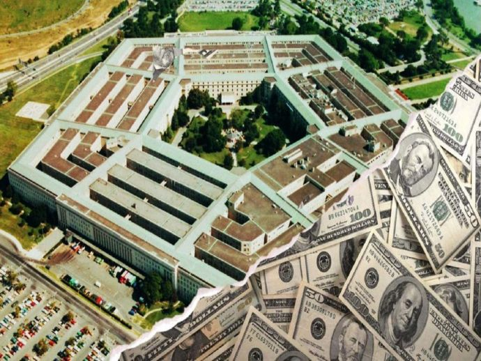 US, federal, government, expenses, unaccounted, audit, dollars, defense, housing, department