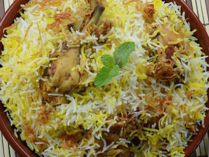 Hyderabad Biryani, hyderabad, food, reacho food festival, recipe, history, Dum Biryani