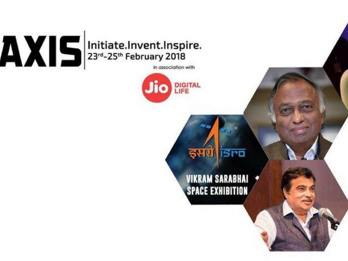 Nagpur events, VNIT, Nagpur VNIT events, AXIS'18