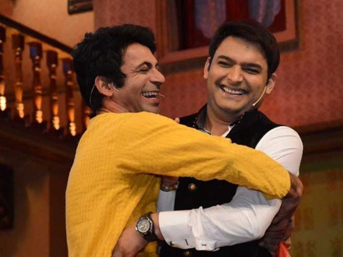 Kapil Sharma, Sunil Grover, Fight, Comedy Nights With Kapil, the kapil sharma show
