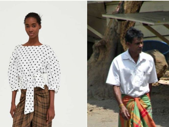 Zara Is Selling Lungis At $90 And We Can't Stop Laughing At The
